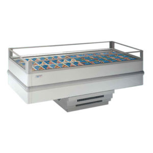 Open Top Trough Display Chillers & Freezers