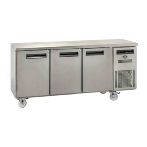 Commercial under-counter dual temp Drawers